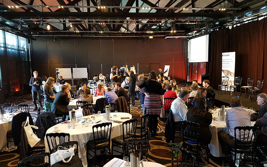 CSIRO SMiSposium 2016 conference