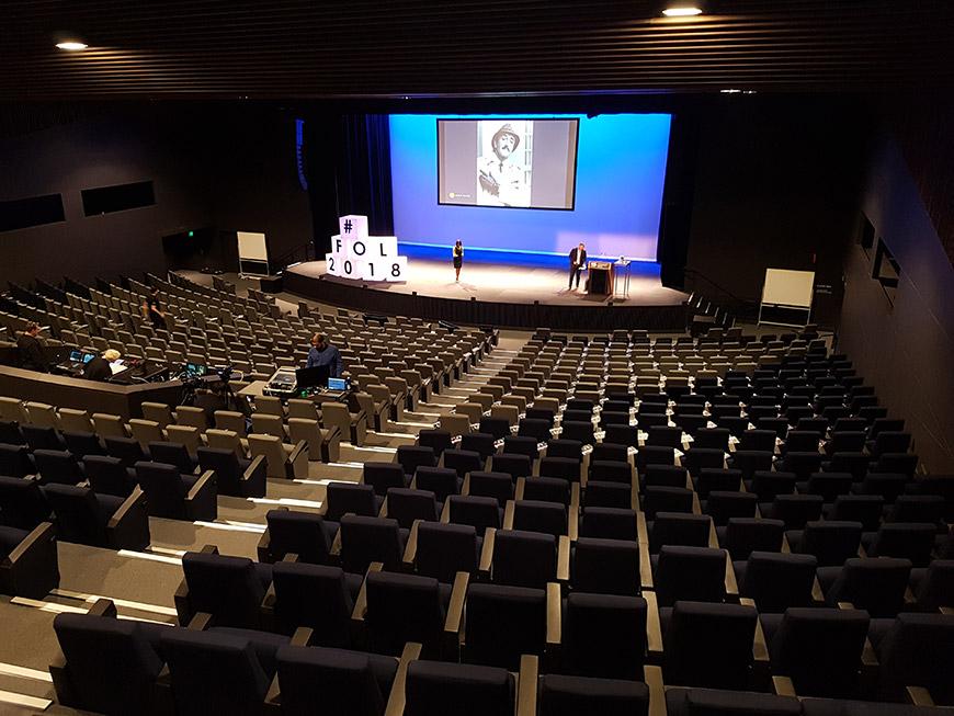 ICC Auditorium